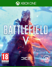 Battlefield V XBOX ONE   PAL  (Pre-Sale Release Date 19 Oct 2018 )