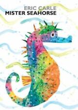 Mister Seahorse by Eric Carle c2011 NEW Board Book