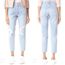 88655cb63d710 AGOLDE Jamie High Rise Classic in Evermore The Not so Rigid Jeans Size 31