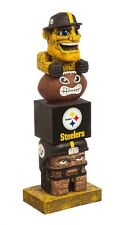 Pittsburgh Steelers Tiki Totem Statue NFL - Free Shipping