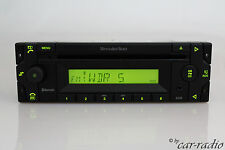 Original Mercedes Truck base High 24v camión radio mp3 Bluetooth aux-en BT WMA RDS