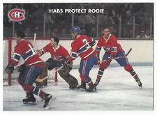 HABS PROTECT ROGIE 95-96 Parkhurst 66-67 #137 NM-MT Montreal Canadiens Vachon