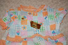 Chemise de nuit Vintage 14 ans Alsamaille polyester mélangé
