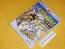 LEGO CREATOR KNIGHTS KINGDOM x PC NUOVO SIGILLATO ver. uff. ITALIANA ..STRATEGIA
