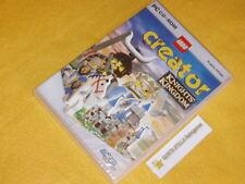 LEGO CREATOR KNIGHTS KINGDOM x PC NUOVO SIGILLATO ver. uff. ITALIANA ..STRATEGIA