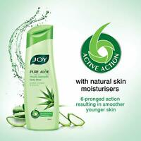 Natural Pure Aloe Multi-Benefit Moisturizing Body Lotion 300ml Smoother Skin