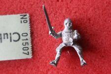 Juegos taller Warhammer Bretonnian Caballero Hombre en brazos montados Metal Figura 91