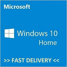 Windows 10 Home 32/ 64 Bit License Key Genuine Microsoft Product Activation Code
