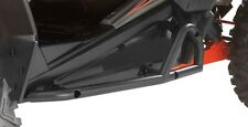 2014 - 17 Polaris  RZR 1000  900  side nerf bars rock sliders rock guards RED