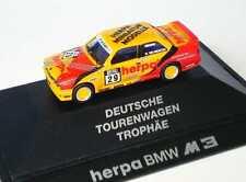 1:87 BMW M3 E30 DTT 1992 - herpa Miniature Models 29 Neumeister - herpa 035484