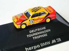 1:87 BMW M3 E30 TNT 1992 - herpa Miniature Modèles 29 Neumeister - herpa 035484