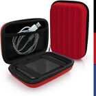 Universal Hard Case Cover for Portable External Hard Drives Pouch (Multi Sizes)