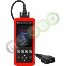 Launch CR S7 CReader 7 Service Reset Tools + 5 KFZ Marken alle Steuergeräte Diag