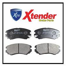 MD924 Brake Pads For Hyundai Elantra-Sonata Semi Metallic Front 4 Pads Set New