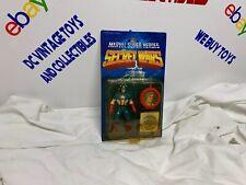 1984 Mattel Marvel Super Heroes Secret Wars CAPTAIN AMERICA Sealed on Card