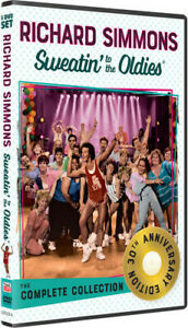 Sweatin' To The Oldies: Complete Collection [New DVD]