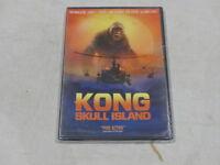 KONG SKULL ISLAND DVD NEW / SEALED