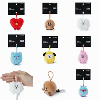 BTS BT21 Official Character Standing Mini Plush Doll KPOP Item Authentic Goods