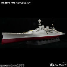 Free shipping LionRoar Photo-etched details 1/350 HMS REPULSE 1941