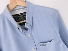 M692 SUPERDRY SHIRT TOP BRITISH DESIGN. SPIRIT OF JAPAN. ORIGINAL PREMIUM size L