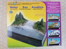 Scene-A-rama Water Diorama Kit New