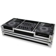 Gorilla Pioneer CDJ 2000 DJM 900 (or Similar) Workstation DJ Coffin Flight Case