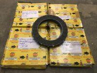 10 x Friction Clutch Plate BSA A7 A10 Triumph 57-1362 42-3192 42-3262 *WHOLESALE