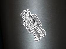 1 x ADESIVI MISTER ROBOTO ROBOT Fun gag ADESIVI SHOCKER Transformer Static