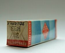 Telefunken Germany ECH42 Valve/Tube New Old Stock (V32)