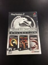 Mortal Kombat Kollection PS2 Factory Sealed Brand New Collection Playstation 2