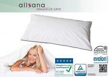 Allsana Allergiker Kissenbezug 40x60 Cm Encasing Anti Milben Bettwäsche