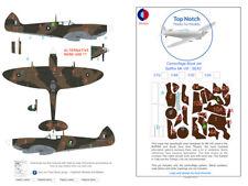 TopNotch Spitfire VIII SEAC camouflage scheme vinyl mask set