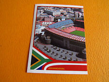 10 STADE JOHANNESBURG ELLIS PANINI FOOTBALL FIFA WORLD CUP 2010 COUPE DU MONDE