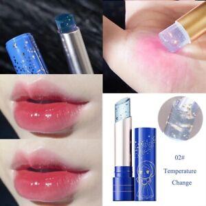 Lip Balm Colour Changing Moisturising Lip Gloss Long lasting Temperature change
