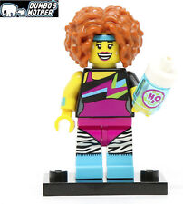 Lego Dance Instructor Series 17 Collectible Minifigure w/Stand 71018 New