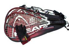 Head Photon 220 XL Racquetball 2 Racquets Bundle