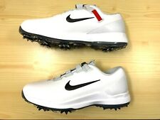 Nike Tiger Woods Golf Shoes Tw71 Fast Fit Cleats Cd6302-100 White Men 11.5
