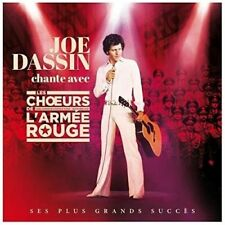 """CD """"Joe Dassin Chante Avec Les Choeurs De l armée rouge""""  NEUF SOUS BLISTER"""