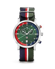 $549 Smart Turnout VINTAGE FOOTBALL COLLEGE SPORT STRAP ATHLETIC TIME WATCH NFL