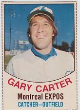 GARY CARTER 1977 Hostess card (#41) Montreal Expos New York Mets NR MT