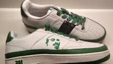 2Pac Makaveli Shoes NWT Vintage Green & White Pristine NEW !! Men's 13