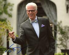 "Ted Danson ""The Good Place"" AUTOGRAPH Signed 8x10 Photo B ACOA"