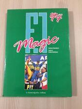 Libro F. 1 Magic 1994 Di Daniele Amaduzzi