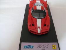 BBR 180A Ferrari FXX 2006 Fluorescent Red 1:43  Neu in OVP