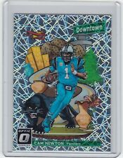 2018 Optic Downtown #DT-9 Cam Newton SSP Case Hit