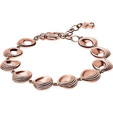 SKAGEN Damen Armreif Armband Bracelet SKJ0559791 Rosegoldfarbe