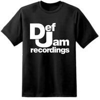 DEF JAM RECOIRDINGS HIP HOP RAP RETRO T SHIRT (S-XXXL) DRAKE EMINEM LIL WAYNE