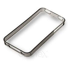 Carcasa Bumper para iPhone 4/4S Marrón Semirigida a1160