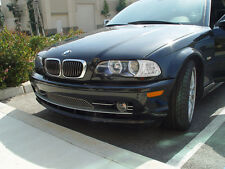 DEPO 2001 BMW E46 M3 LCI WHITE LED CLEAR CLIP-ON CORNER SIGNAL LIGHTS PAIR