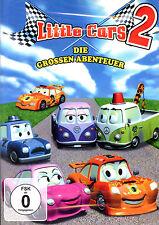THE LITTLE CARS 2 - Die großen Abenteuer (DVD) *NEU OPV*
